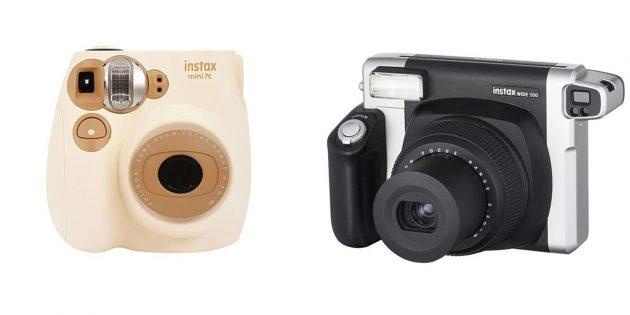 Что подарить маме на день рождения: камера моментальной печати