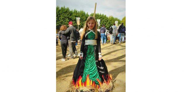 Нетипичный Хеллоуин: 20 примеров необычных костюмов