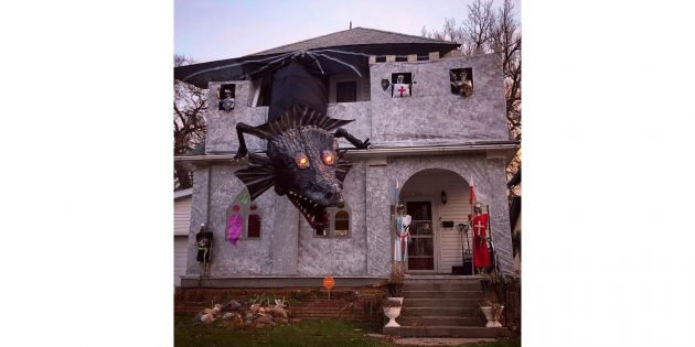 25 фото по-настоящему страшного Хеллоуина