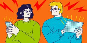 6 бесячих интернет-привычек вашего сексуального партнёра