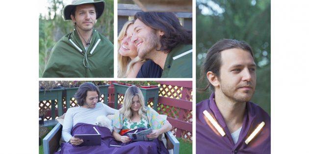 Штука дня: VBlanket — одеяло с подогревом, которое питается от пауэрбанка