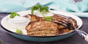 7 рецептов нежных печёночных оладий