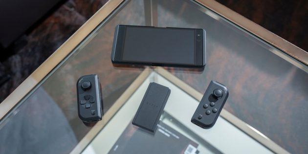 Razer Junglecat превращает смартфон в Nintendo Switch