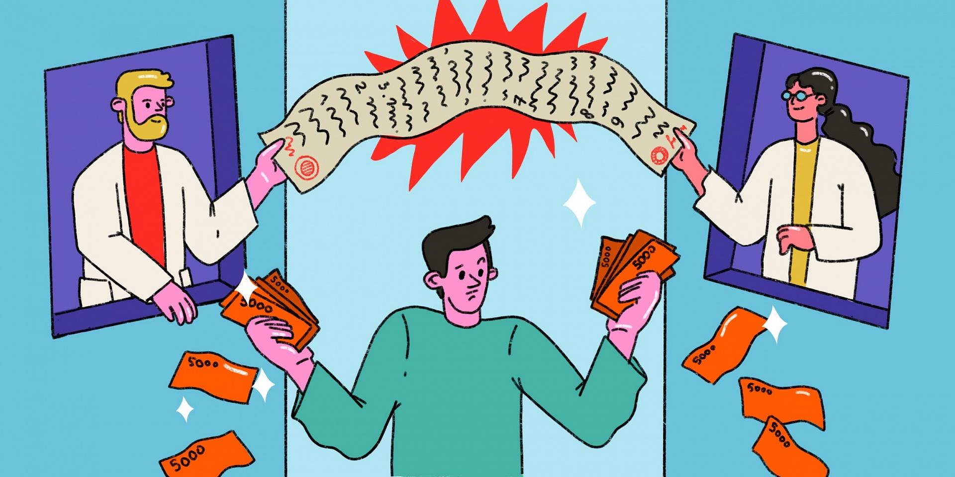 6мифов о платной медицине, из-за которых вы теряете деньги