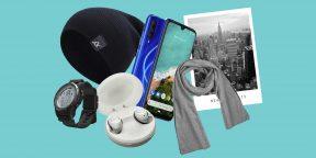 Находки AliExpress: пиксельные очки, походный фонарик, полотенца в виде роллов