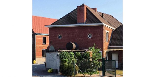 дома в Бельгии