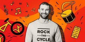 «Деньги на проект я не мог найти полгода. А потом случайно сделал это за полчаса»: история успеха владельца сайкл-студии Rock the Cycle Олега Рудакова