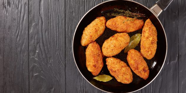 Как приготовить мясные зразы с морковью