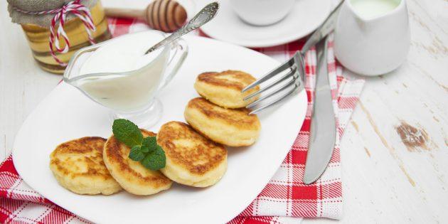 Как сделать сырники с картофелем: лучший рецепт