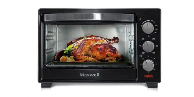 Мини-печь от Maxwell