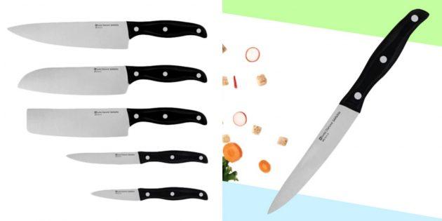 Набор ножей от Swiss Diamond