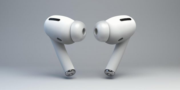 AirPods 3 рендер