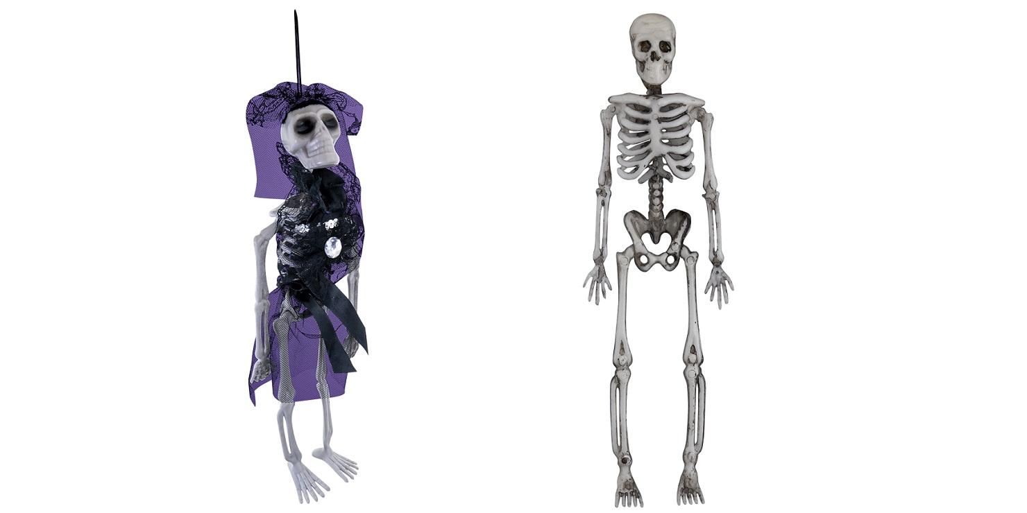Подвесная декорация «Скелет»