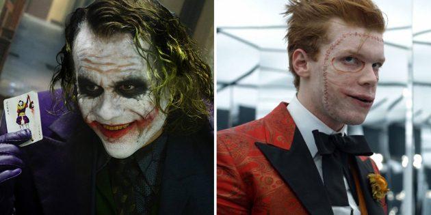 Опрос: какой Джокер вам нравится больше?