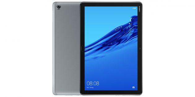 Лучшие планшеты: Huawei MediaPad M5 lite