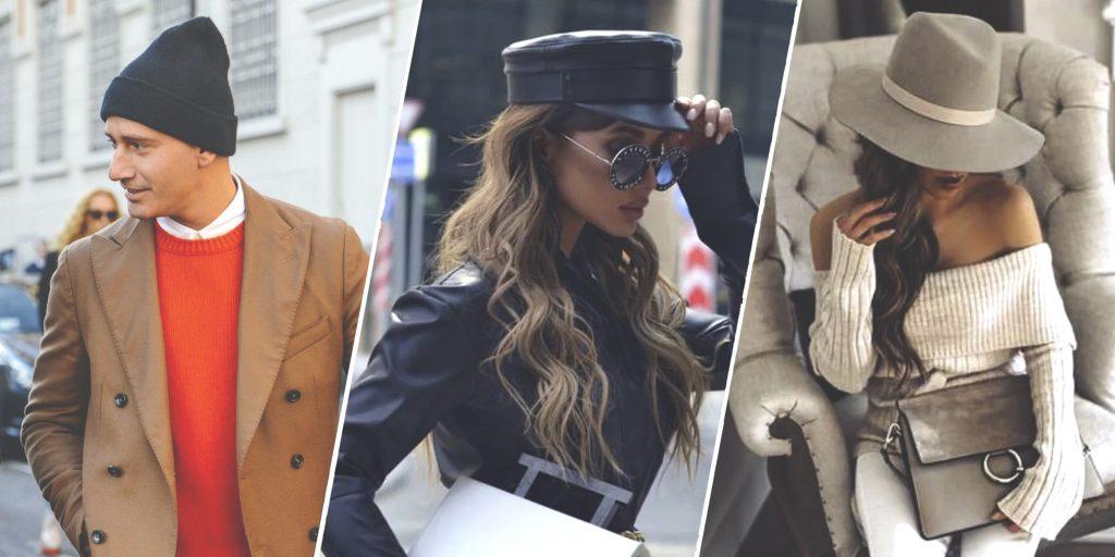 Женские шапки-2020: модные тенденции года, которые нельзя пропустить