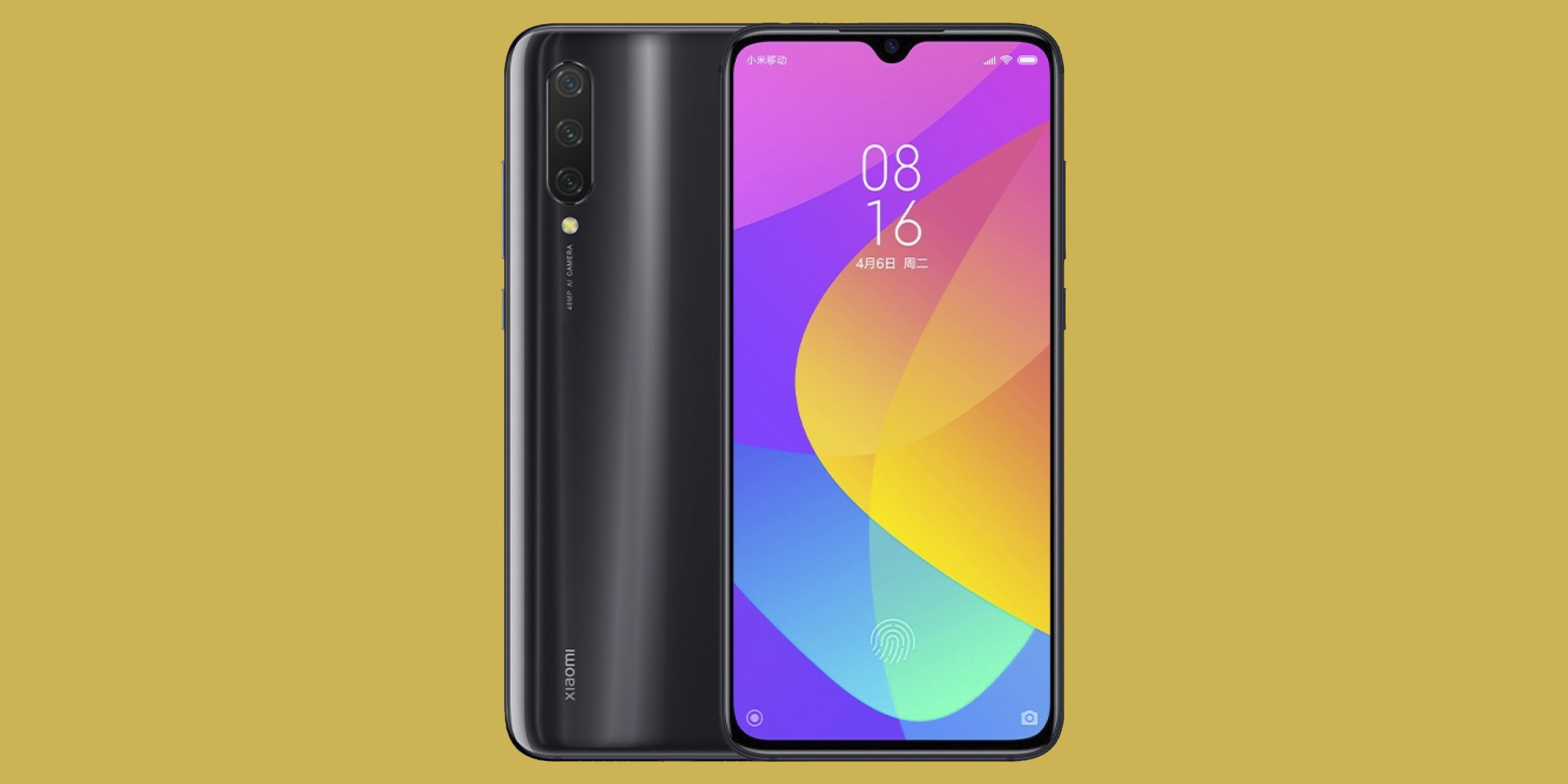 Xiaomi Mi 9 Lite —смартфон от Xiaomi с NFC и селфи-камерой на 32 Мп