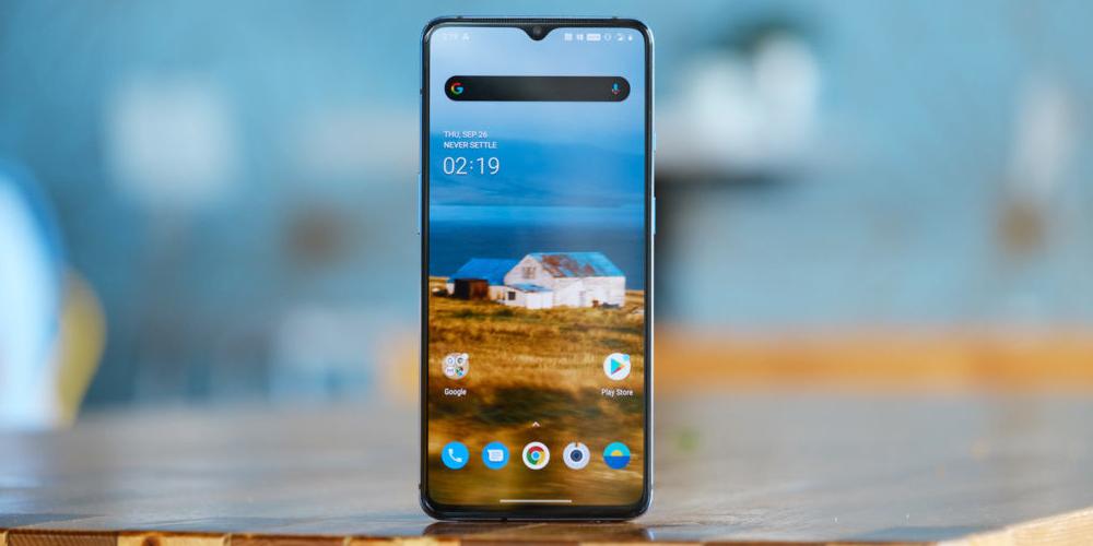лучшие смартфоны 2019: OnePlus 7T