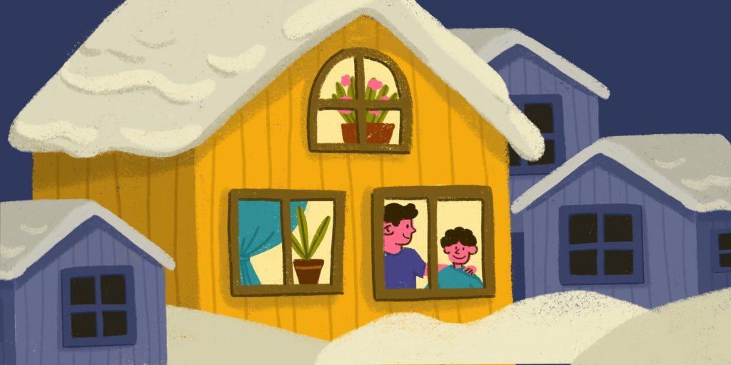 Чем лучше обогревать дом зимой