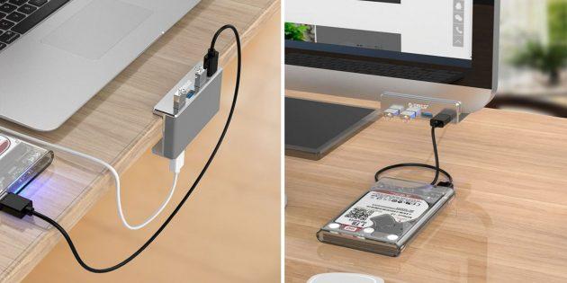 USB-концентратор Orico