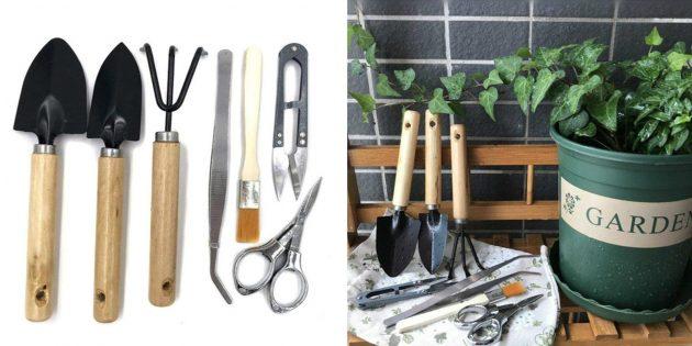 Инструменты для мини-сада