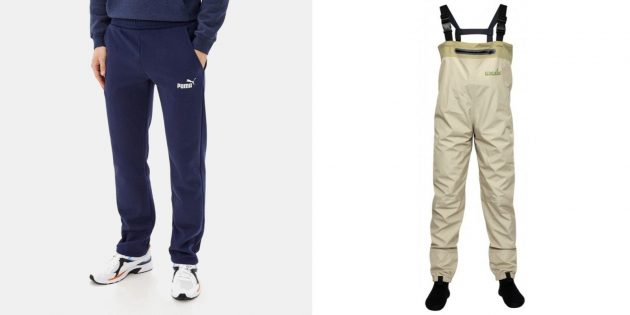 Удобные штаны для прогулок