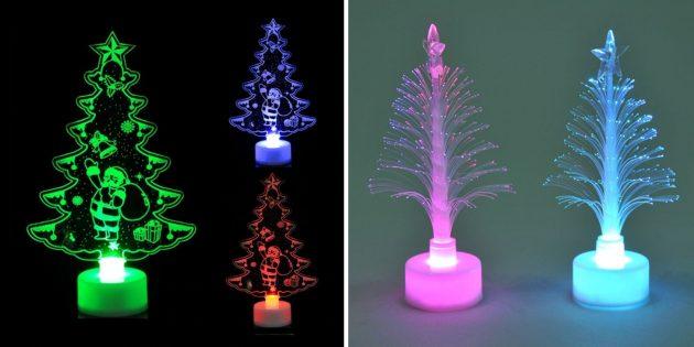 товары с aliexpress, которые помогут создать новогоднее настроение: Светодиодная ёлка