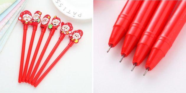 товары с aliexpress, которые помогут создать новогоднее настроение: Ручка