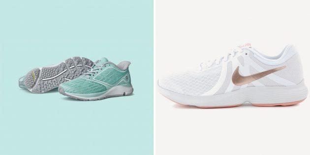 Что подарить маме на день рождения: новые кроссовки