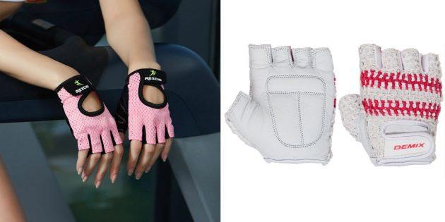 Что подарить маме на день рождения: спортивные перчатки
