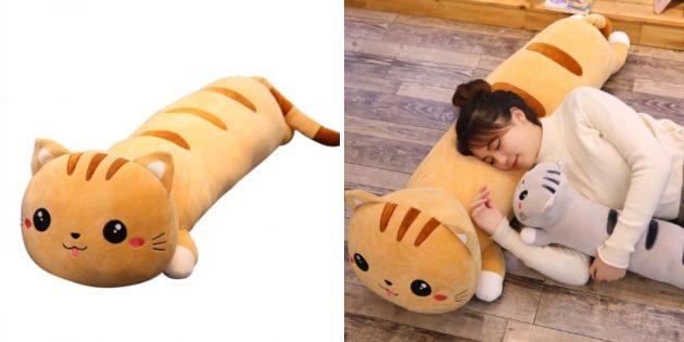 Подушки-котики