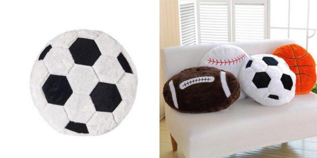 Подушка-мячик
