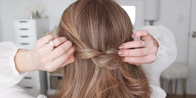 Причёски на длинные волосы: вытяните волосы