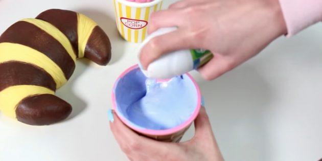 Как сделать слайм без клея: распылите освежитель