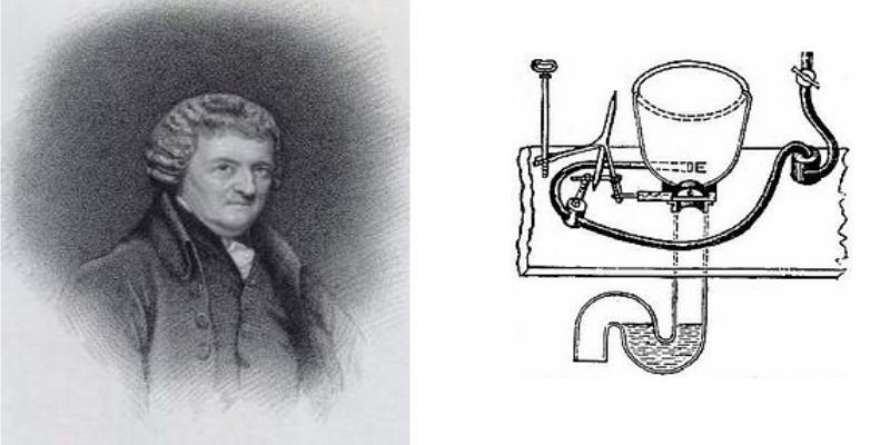 История туалета: Александр Каммингс и его изобретение