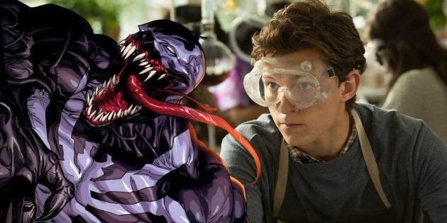 Подтверждено: Веном и Человек-паук встретятся в одном фильме