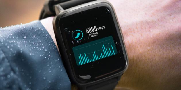 Xiaomi представила смарт-часы Haylou LS01
