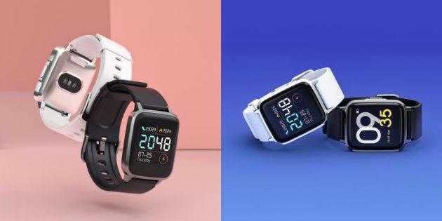Xiaomi представила часы Haylou LS01 — как Apple Watch, но в 30 раз дешевле