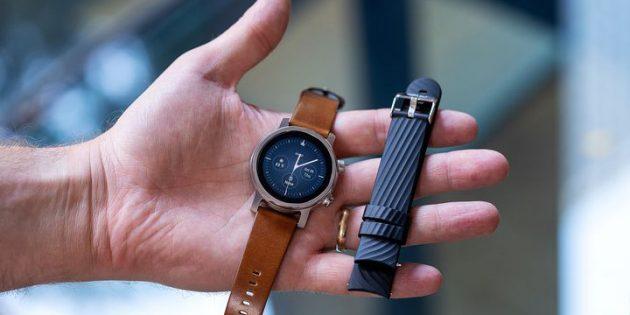 Легендарные смарт-часы Moto 360 возвращаются с улучшенным дизайном и NFC