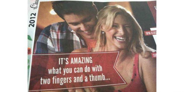 неудачные рекламные слоганы