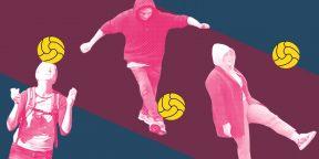 7 трюков, которые превратят любого в короля дворового футбола
