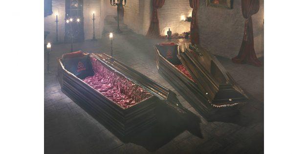 спальные гробы