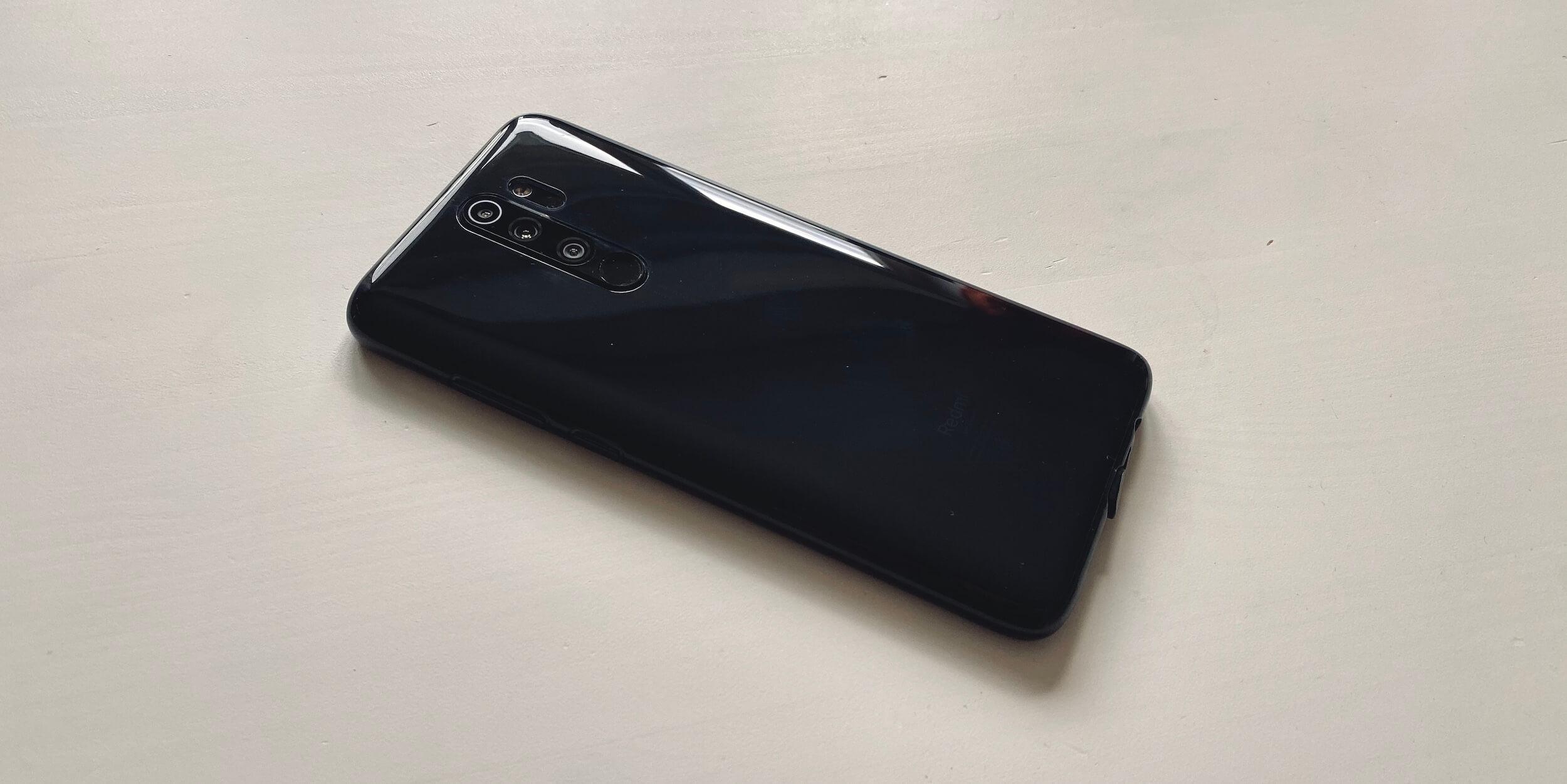 Redmi Note 8Pro: В чехле