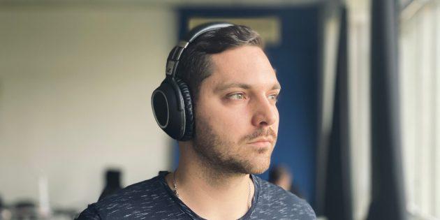 Обзор Sennheiser PXC 550 — наушников с активным шумоподавлением и образцовым звуком