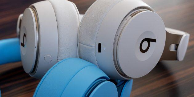 Apple представила полноформатные наушники Solo Pro с активным шумоподавлением