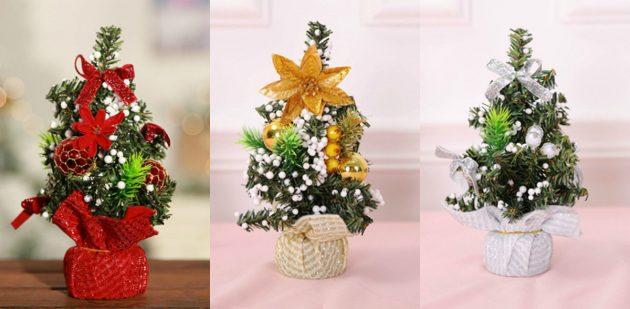 товары с aliexpress, которые помогут создать новогоднее настроение: Искусственная ёлка