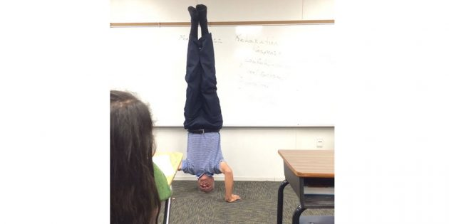 учитель физики рассказывает о гравитации