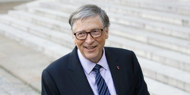 Успешные бизнесмены: Билл Гейтс