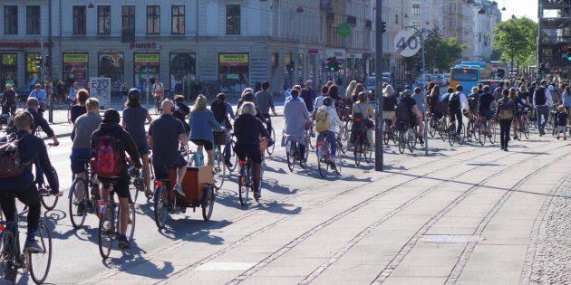 Умный город Копенгаген
