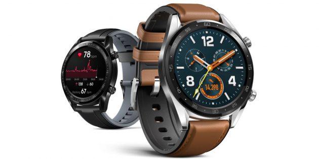 умные часы Huawei Watch GT